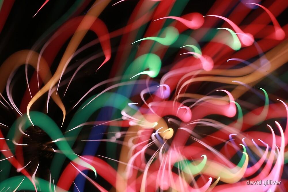 fireworks 3/11/18 by david gilliver