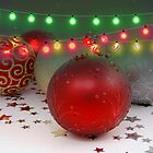 Colorful Christmas Decoration  by hurmerinta