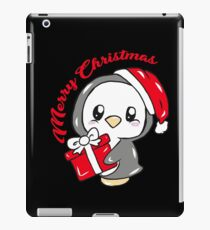 Vinilo o funda para iPad Navidad