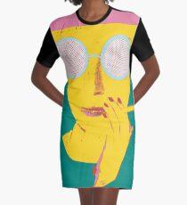 Helena Graphic T-Shirt Dress
