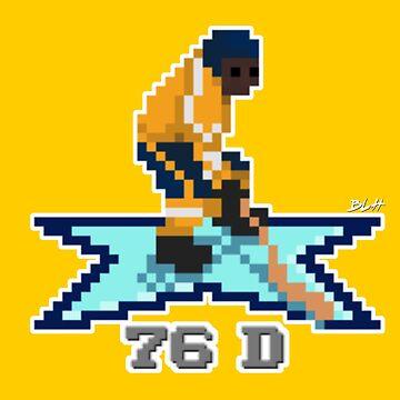 NHL 94 - NSH #76 - Subban by BLH-Hockey