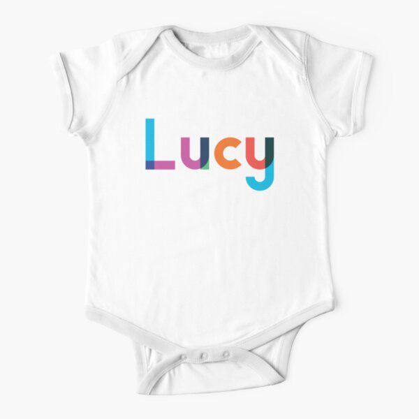 Mashed Clothing Hello My Name is Liam Personalized Name Baby Romper