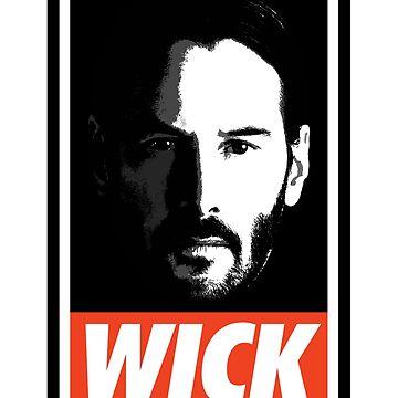 John Wick - Obey by PearShaped