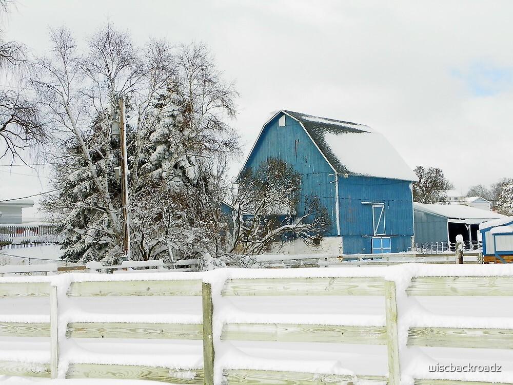 Winter Blues-2 by wiscbackroadz