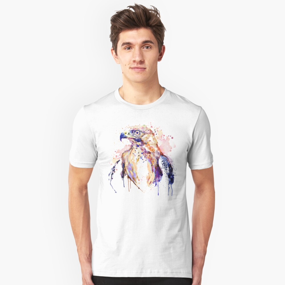 Bird of Prey  Slim Fit T-Shirt