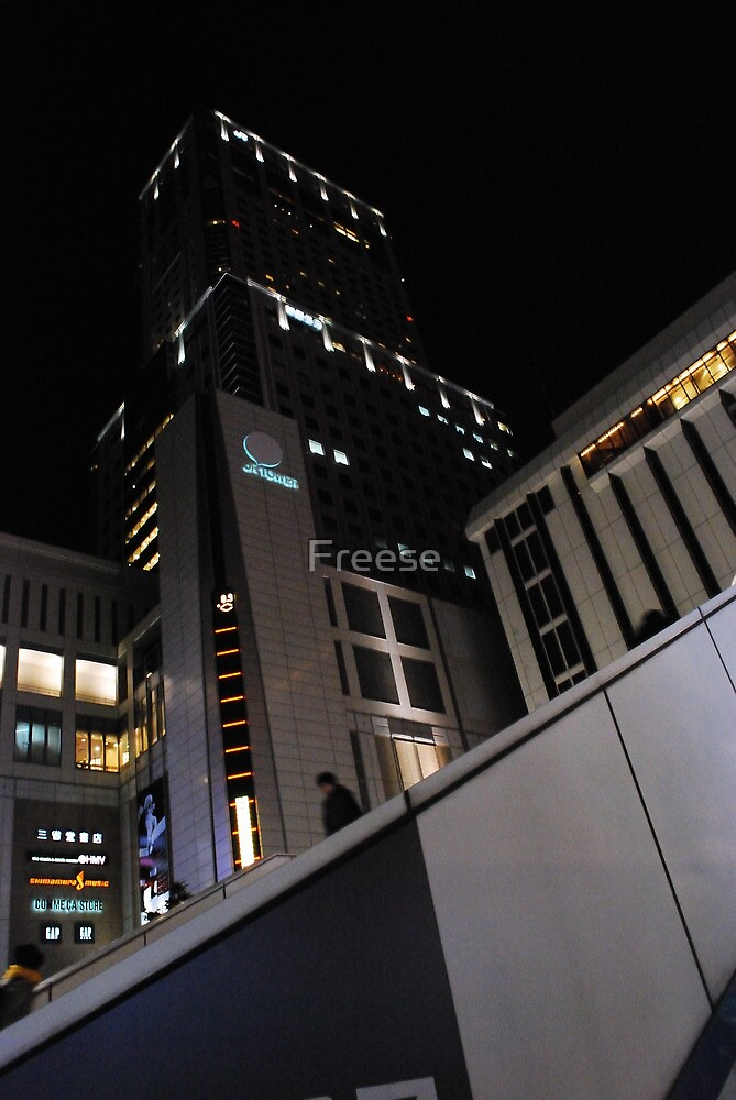 In Sapporo by Freese