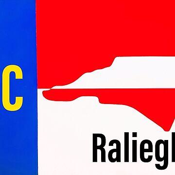 Raliegh NC by barryknauff