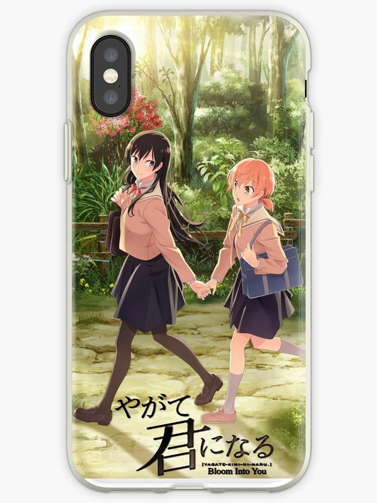 b110df444f8f2 'Bloom Into You - Yagate Kimi ni Naru' iPhone Case by keonnyx