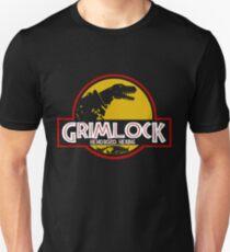 Grimlock (Jurassic Park) Slim Fit T-Shirt