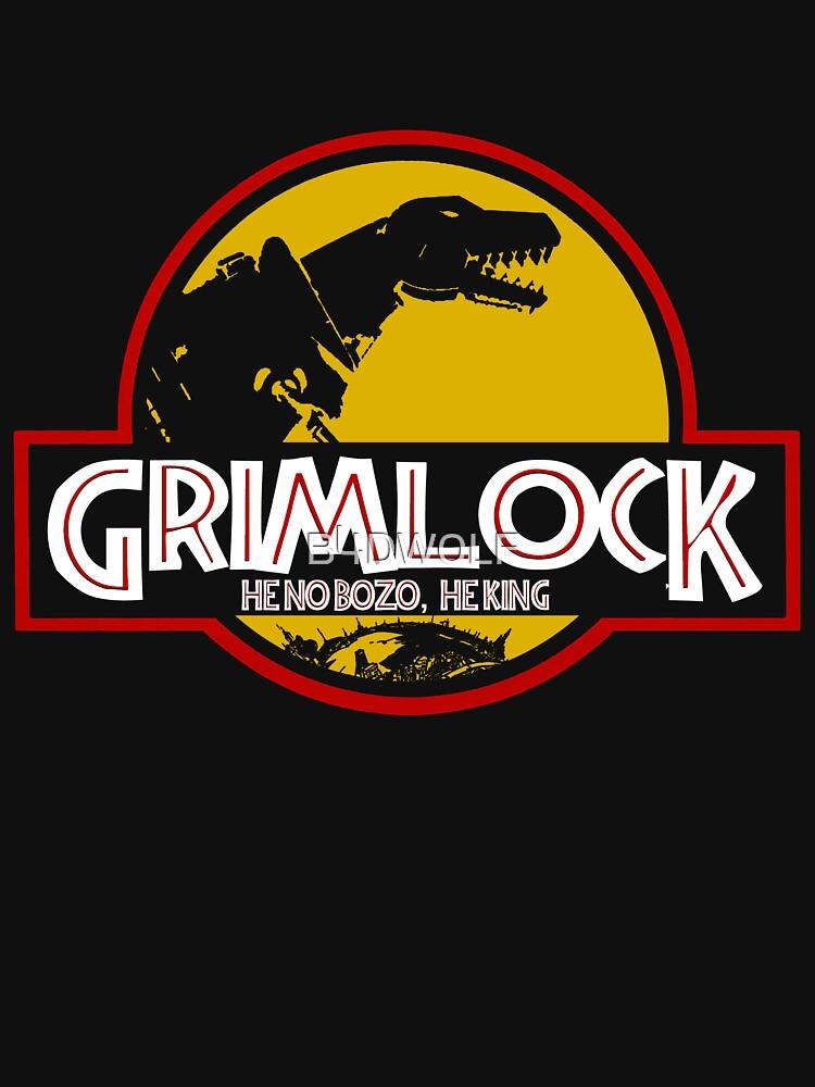 Grimlock (Jurassic Park) | Unisex T-Shirt