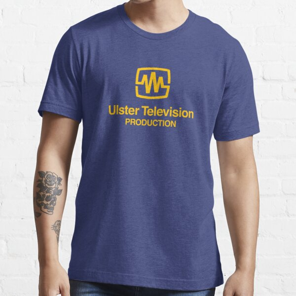 UTV Ulster television retro logo  Essential T-Shirt