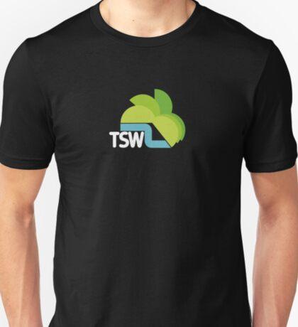 TSW Television South West retro logo  T-Shirt