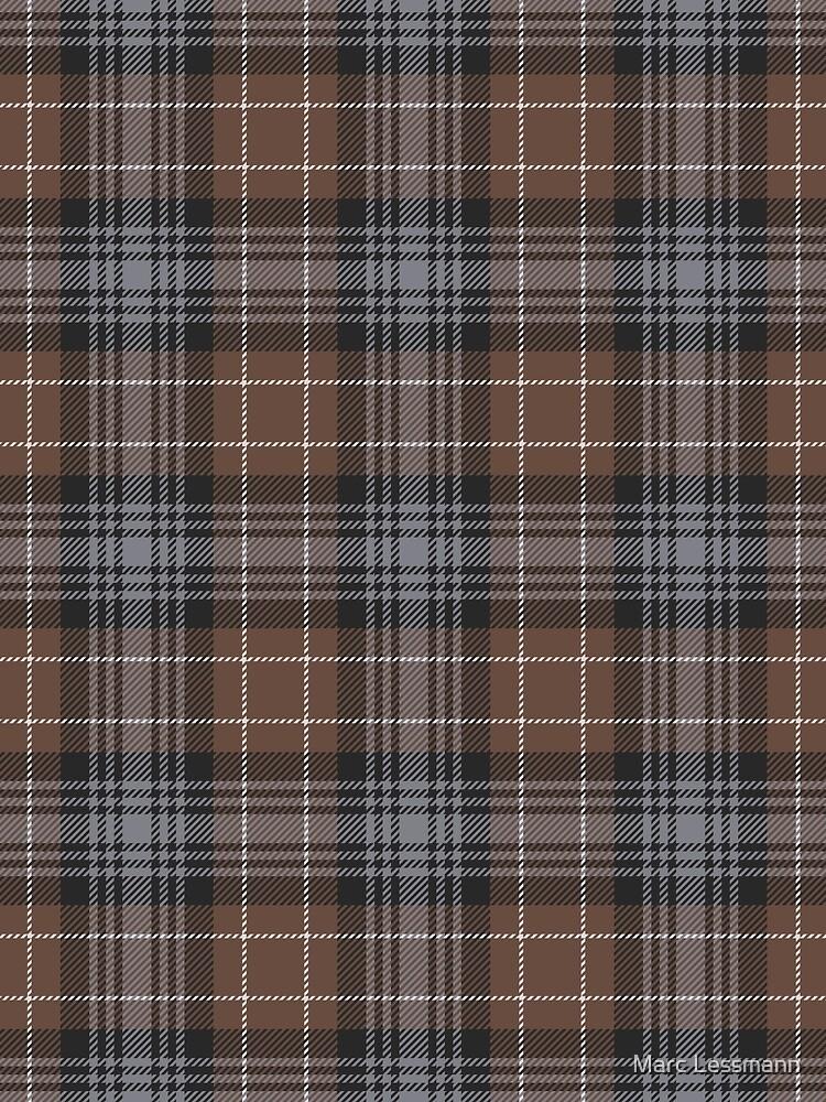Clan Abercrombie Tartan (STA 241, Reproduction) von nurgedoens