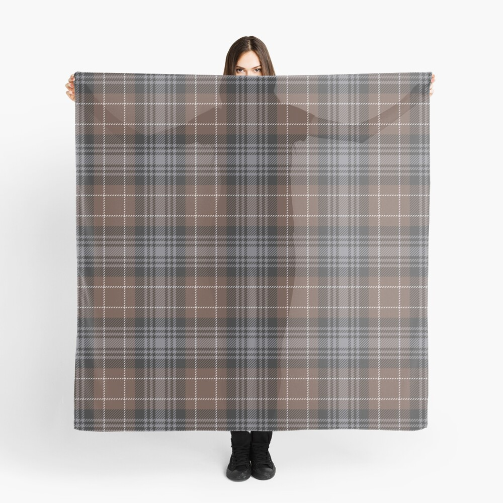Clan Abercrombie Tartan (STA 241, Reproduction) Tuch