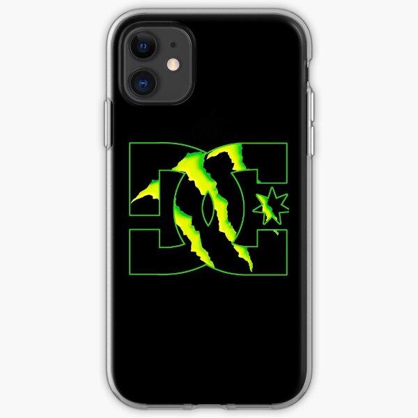 DC logo iPhone Soft Case