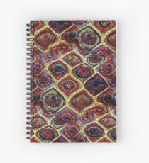 Crochet  Spiral Notebook