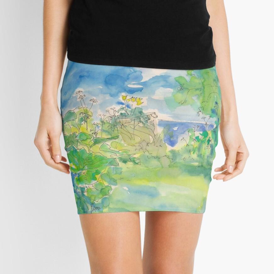 Funnily Enough by Sophie Neville -  Mini Skirt