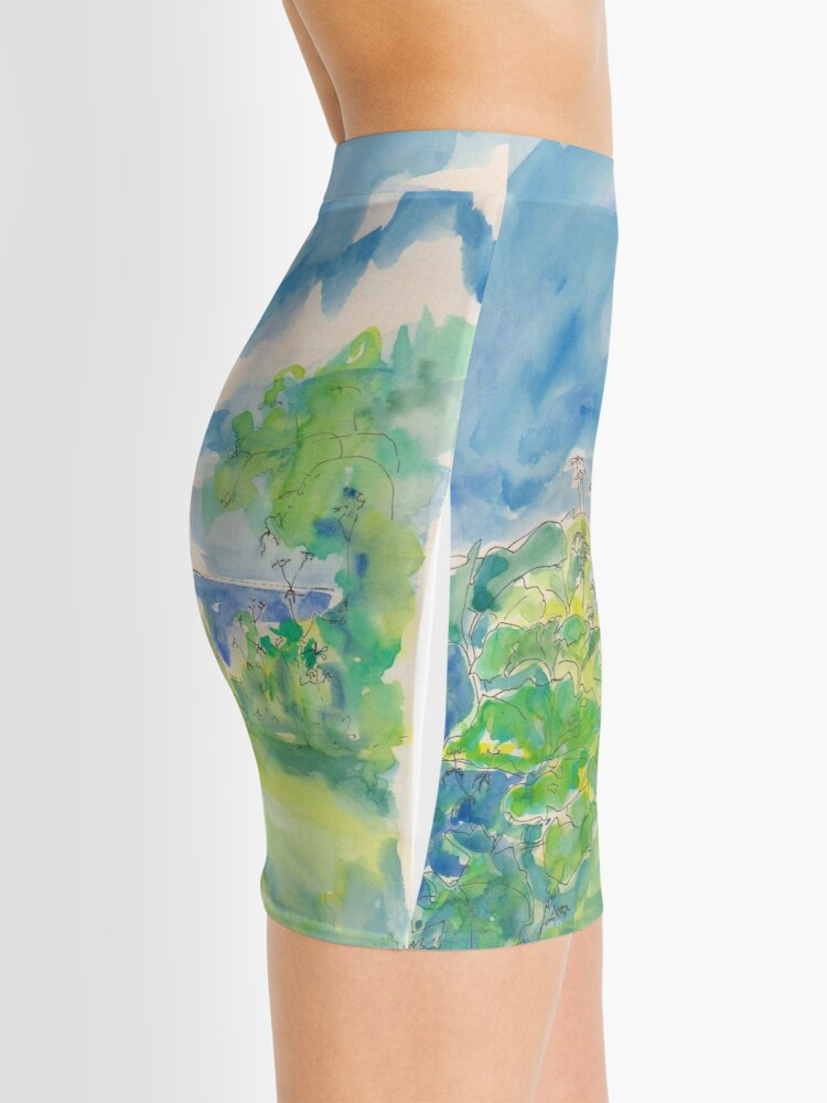 Alternate view of Funnily Enough by Sophie Neville -  Mini Skirt