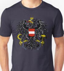 Coat of Arms of Austria Unisex T-Shirt