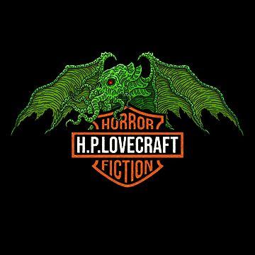 Lovecraft Horror - Azhmodai 2018 by Azhmodai