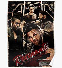 The Expanse Rocinante Recruitment Poster Poster