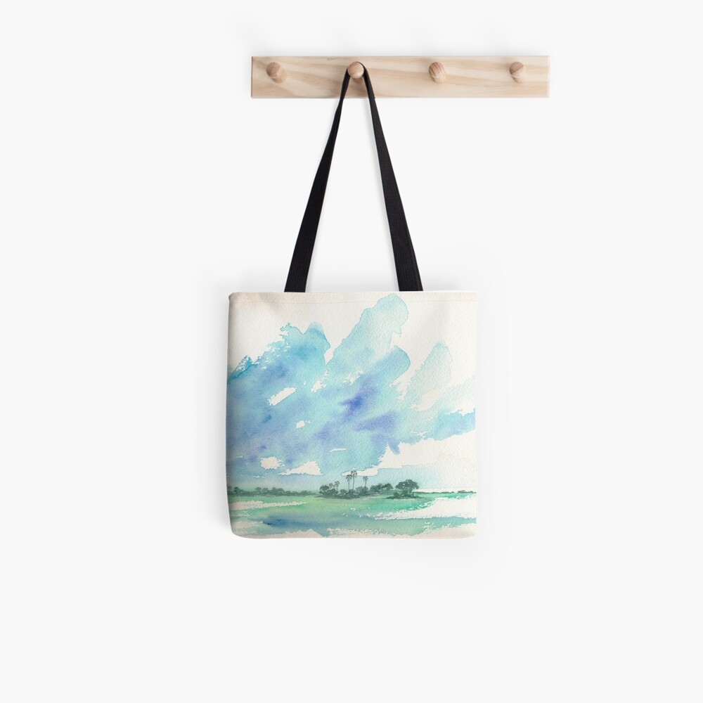 Ride the Wings of Morning by Sophie Neville - Tote Bag