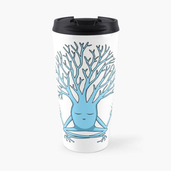 Meditation Neuron Travel Mug