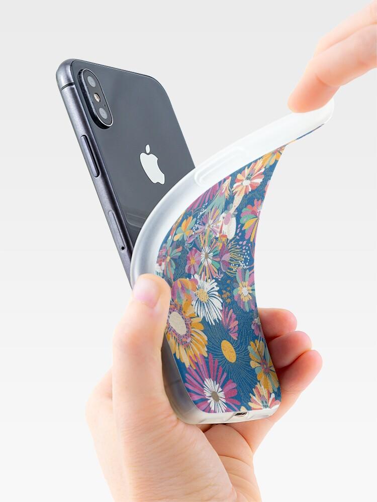 Coque iPhone ''Motif campagne ': autre vue