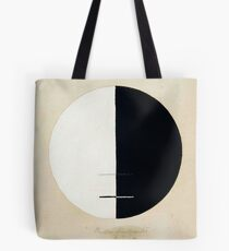 Hilma af Klint, Buddha's Standpoint in the Earthly Life, 1920 Tote Bag