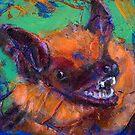 Earth Keeper: Big Brown Bat by Rosemary Conroy