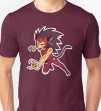 Leaping Catra Unisex T-Shirt