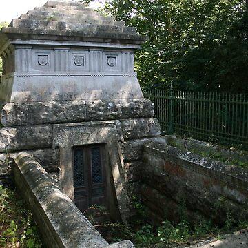 Wynne Ellis Mausoleum by RWTA