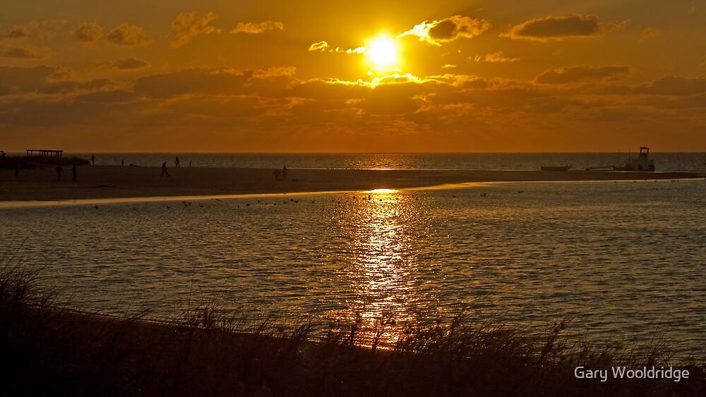 Coral Bay Sunset Take 286 by Gary Wooldridge