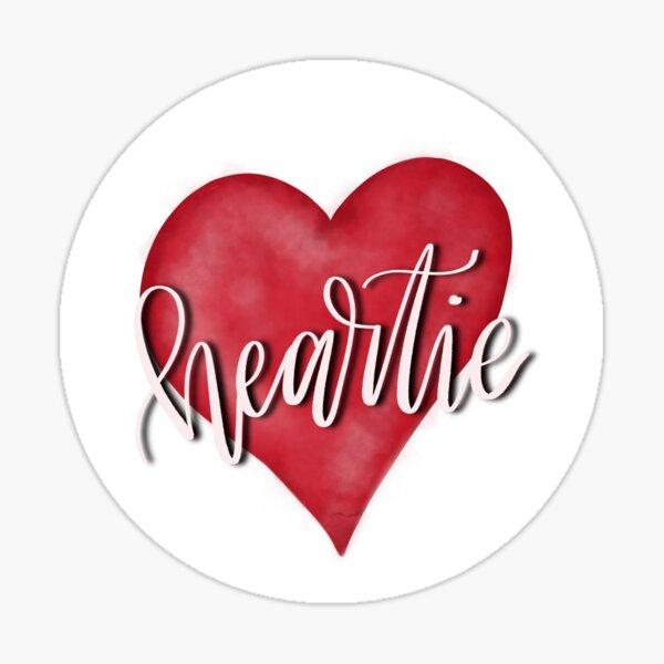 Herzchen Sticker
