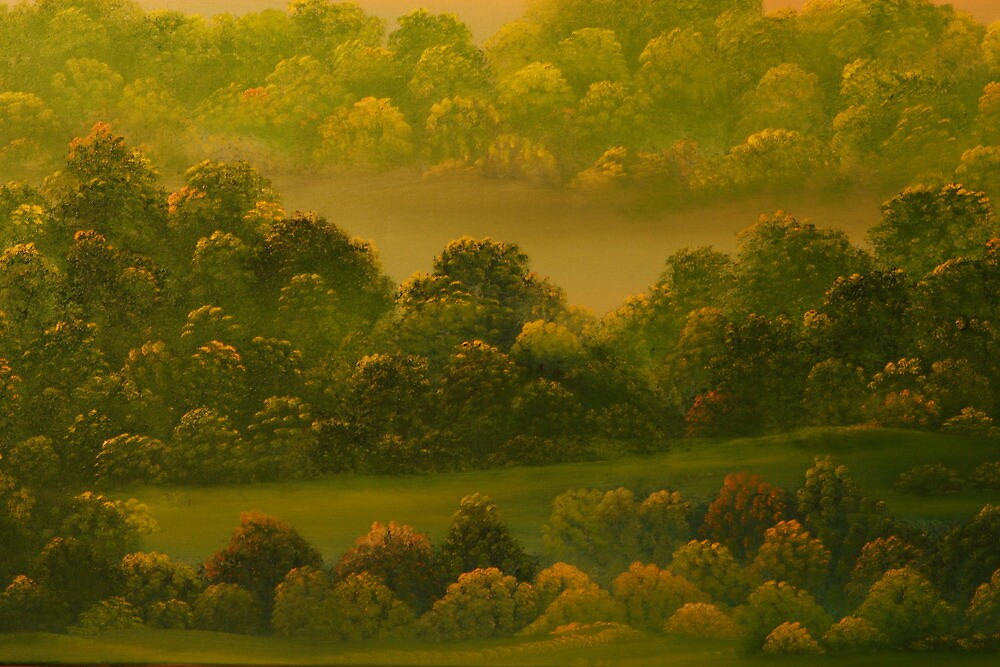 Greener Pastures by David Snider