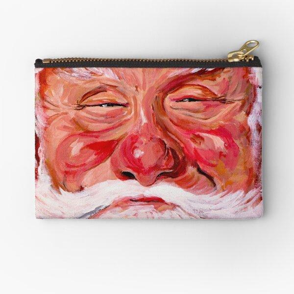 Santa Claus Zipper Pouch