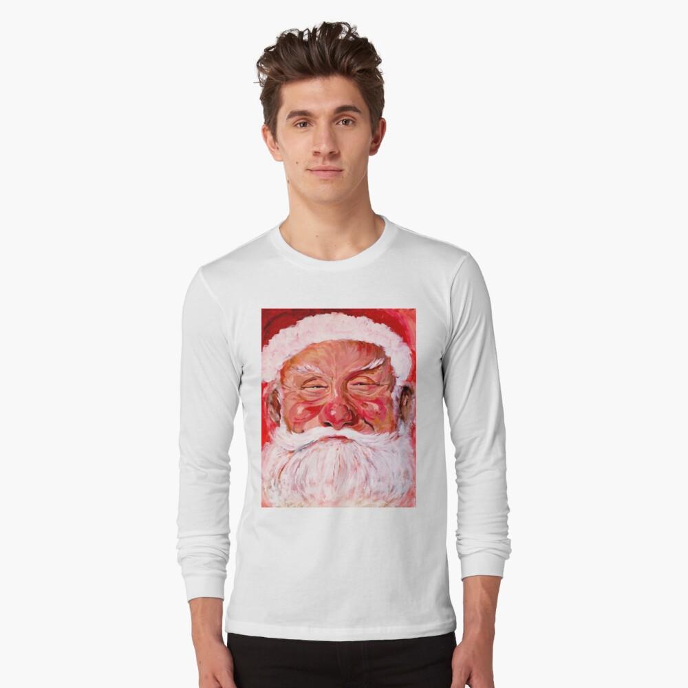 Santa Claus Long Sleeve T-Shirt