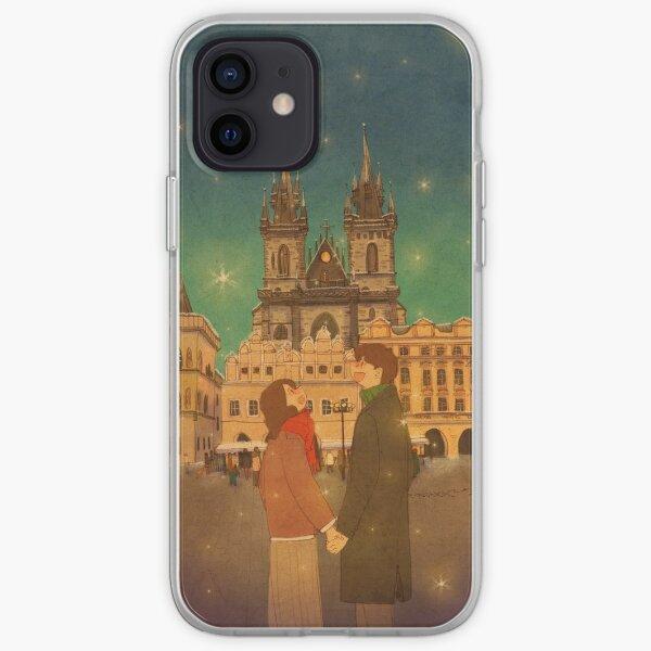 Prague, Czech Republic iPhone Soft Case