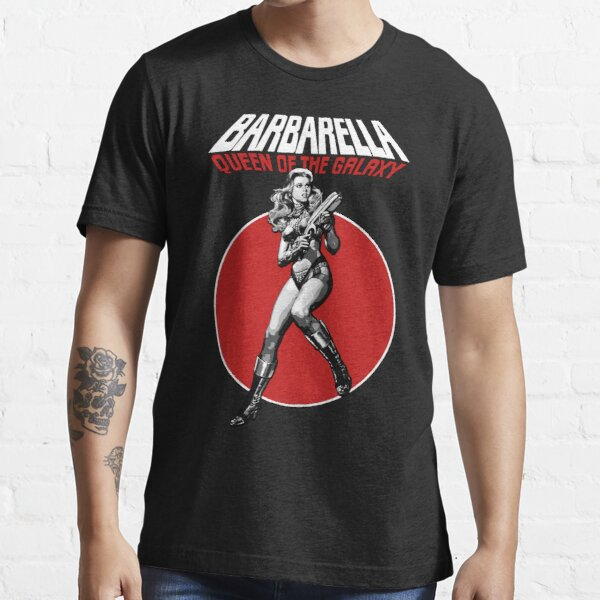 Barbarella - Queen of the Galaxy Essential T-Shirt