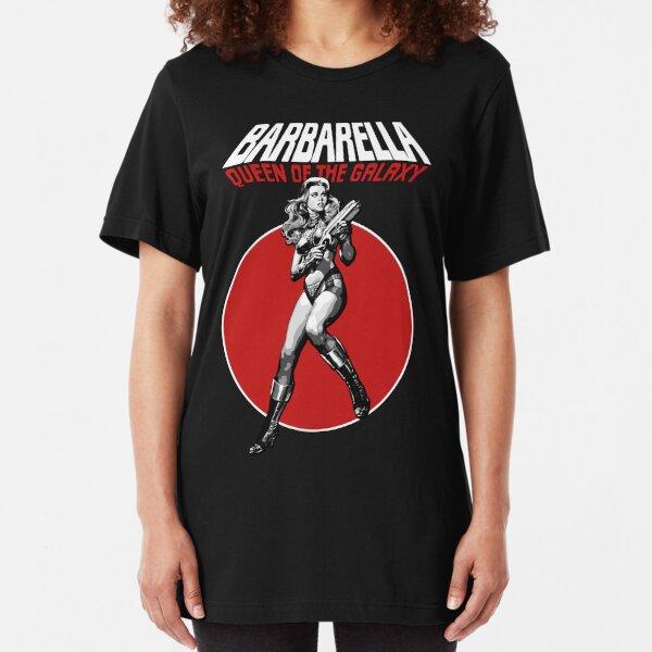 Barbarella - Reina de la Galaxia Camiseta ajustada