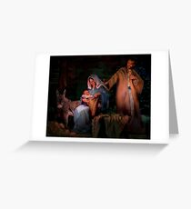 Holy Child Greeting Card