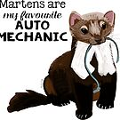 My favourite Auto mechanic by belettelepink