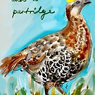 And a Partridge by michdevilish