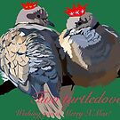 Two Turtledoves by michdevilish