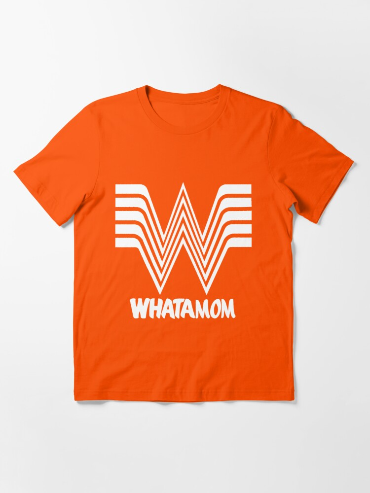 Alternate view of WHATAMOM Essential T-Shirt