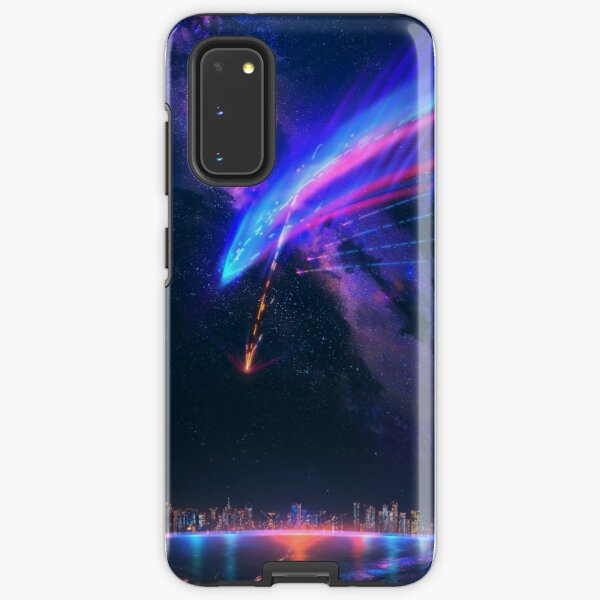 Comet Samsung Galaxy Tough Case