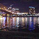 Cincinnati Skyline by iagomega