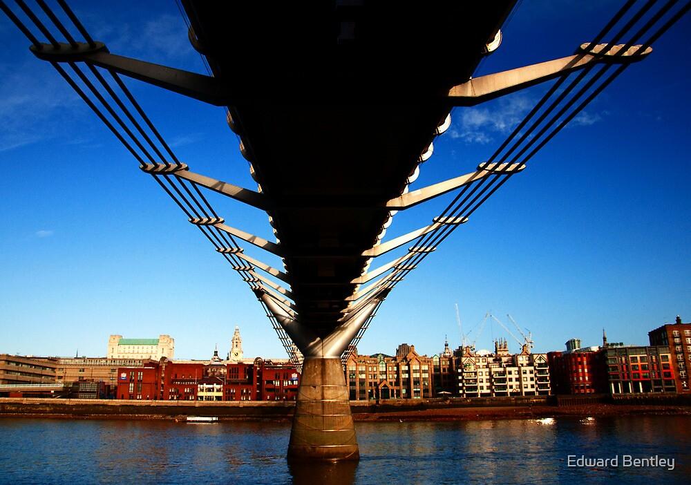 Millennium Bridge by Edward Bentley