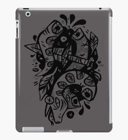 chopped iPad Case/Skin