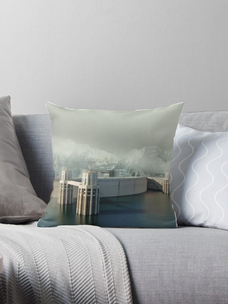 Hoover Dam by Paul Vanzella